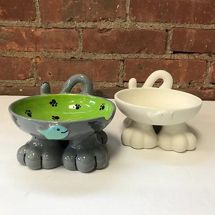 Pet - Cat Paw Bowl
