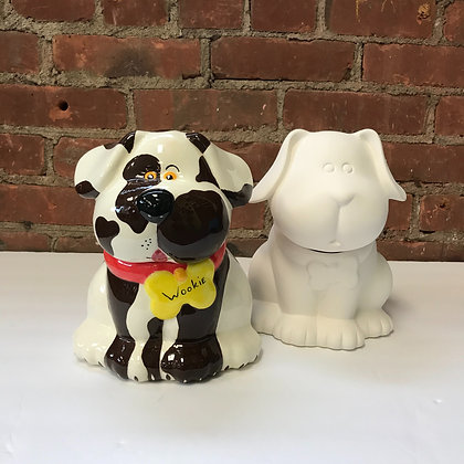 Pet - Dog Treat Cookie Jar