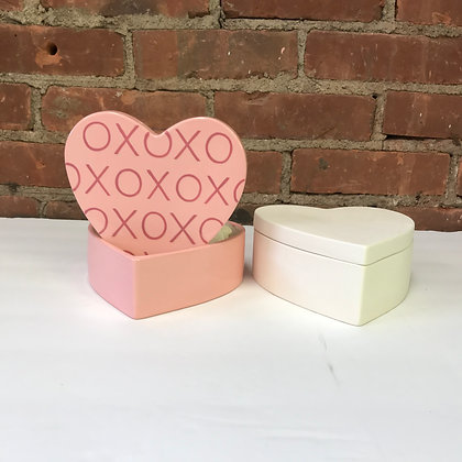 Large Heart Box - Kit