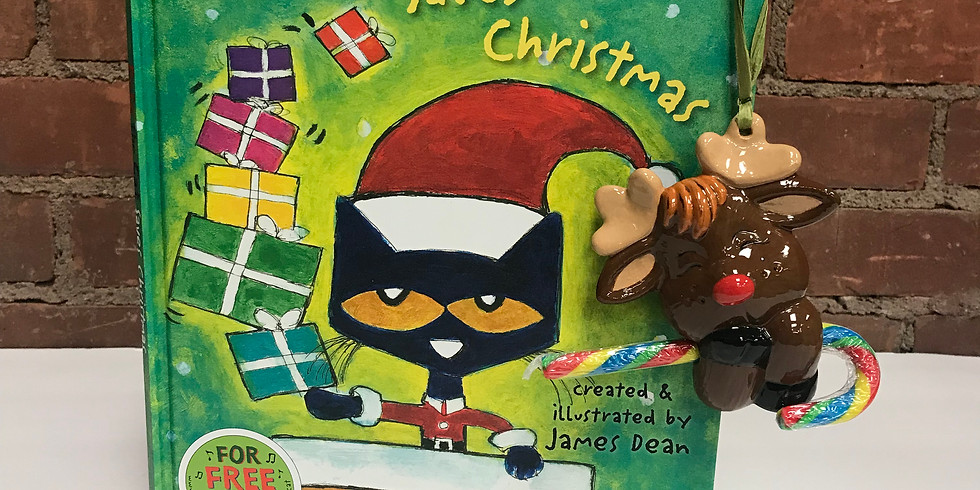 Brushes & Books   Pete the Cat Saves Christmas
