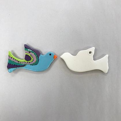 XMAS Ornament - Dove
