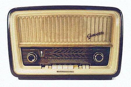 Radioövergångar