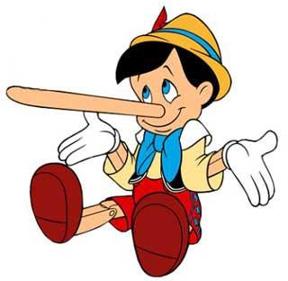 Gissa lögnen