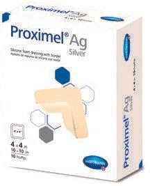 Silicone Dressing Proximel® Plus Ag