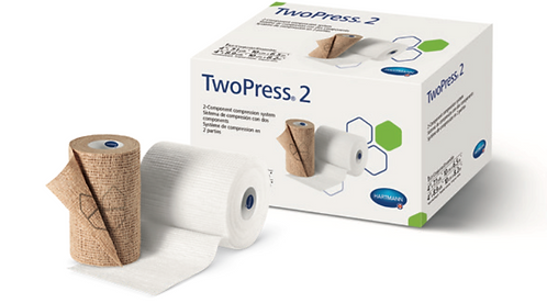 TwoPress® 2 Layer Compression Bandage System