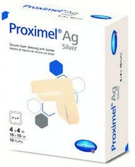 Silicone Dressing Proximel® Plus Ag SM
