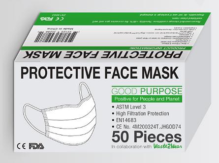 ASTM Level 3 Surgical Mask
