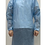 Thumbnail: Over-the-Head Protective Procedure Gown Blue AAMI Level 2