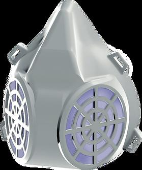 PRO+ Dual Respirator Mask With ZenGuard