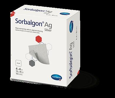 Sorbalgon® Plus Ag Calcium Alginate Dressing