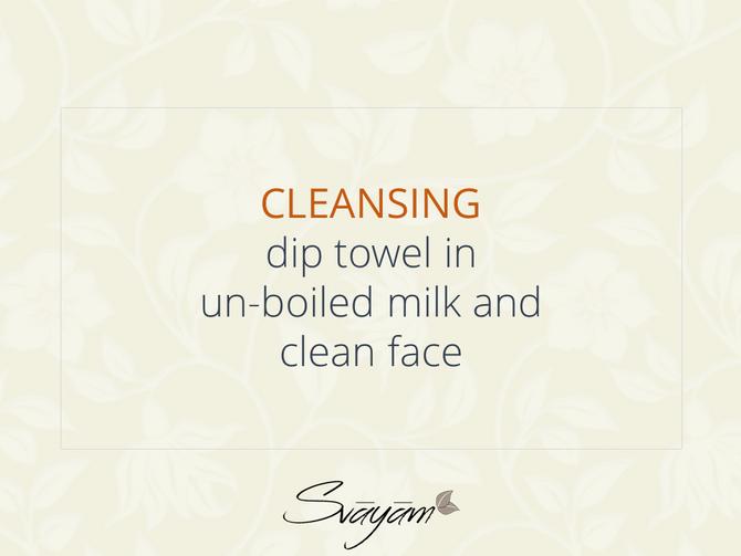 deep cleansing skin