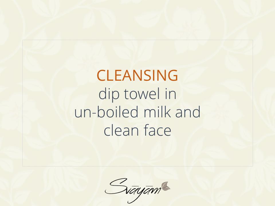 svayam natural handcrafted skin care recipes
