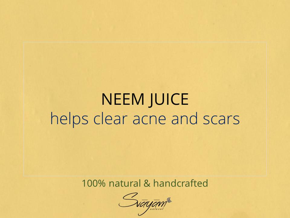 Svayam Natural handcrafted wellness