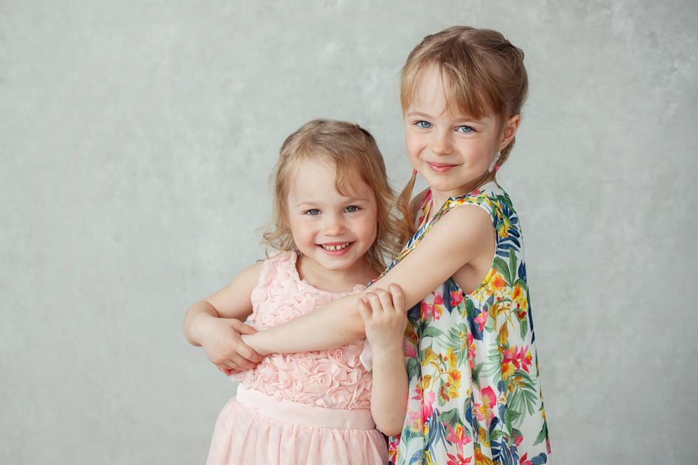 õdede portree