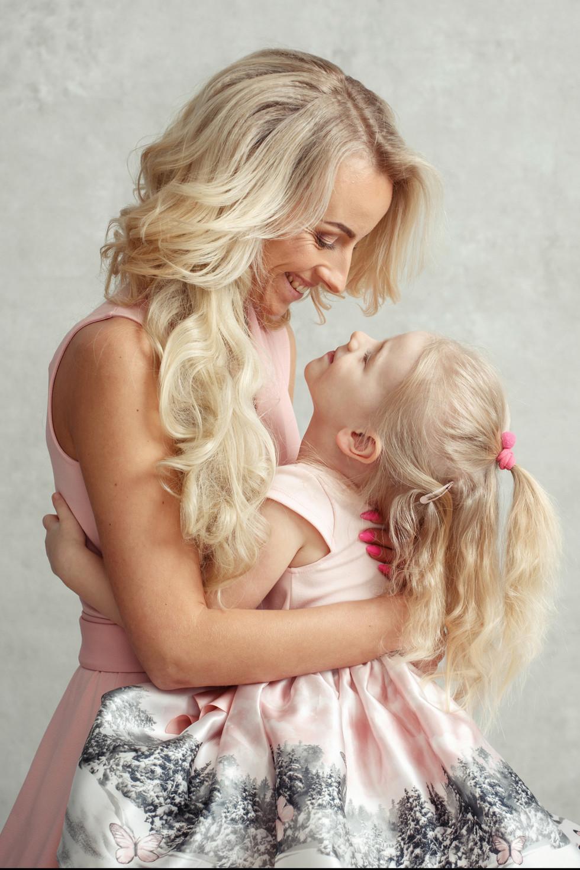Ema tütrega