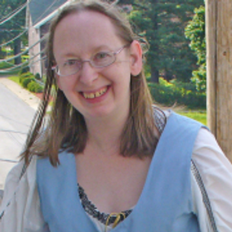 author Laurel A. Rockefeller in 2012