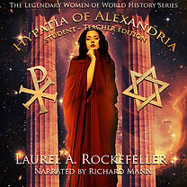 Hypatia of Alexandria student - teacher