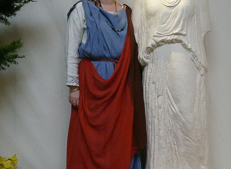 """Roman British Costuming: General Guidelines for """"Boudicca: A Play in Three Acts"""""""