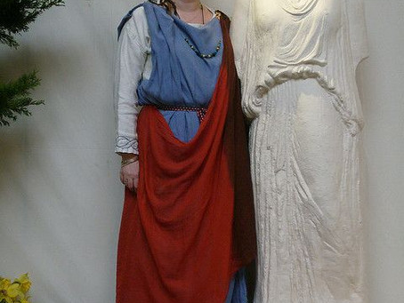 "Roman British Costuming: General Guidelines for ""Boudicca: A Play in Three Acts"""