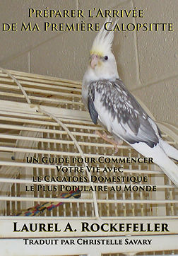 Preparing For My First Cockatiel French.