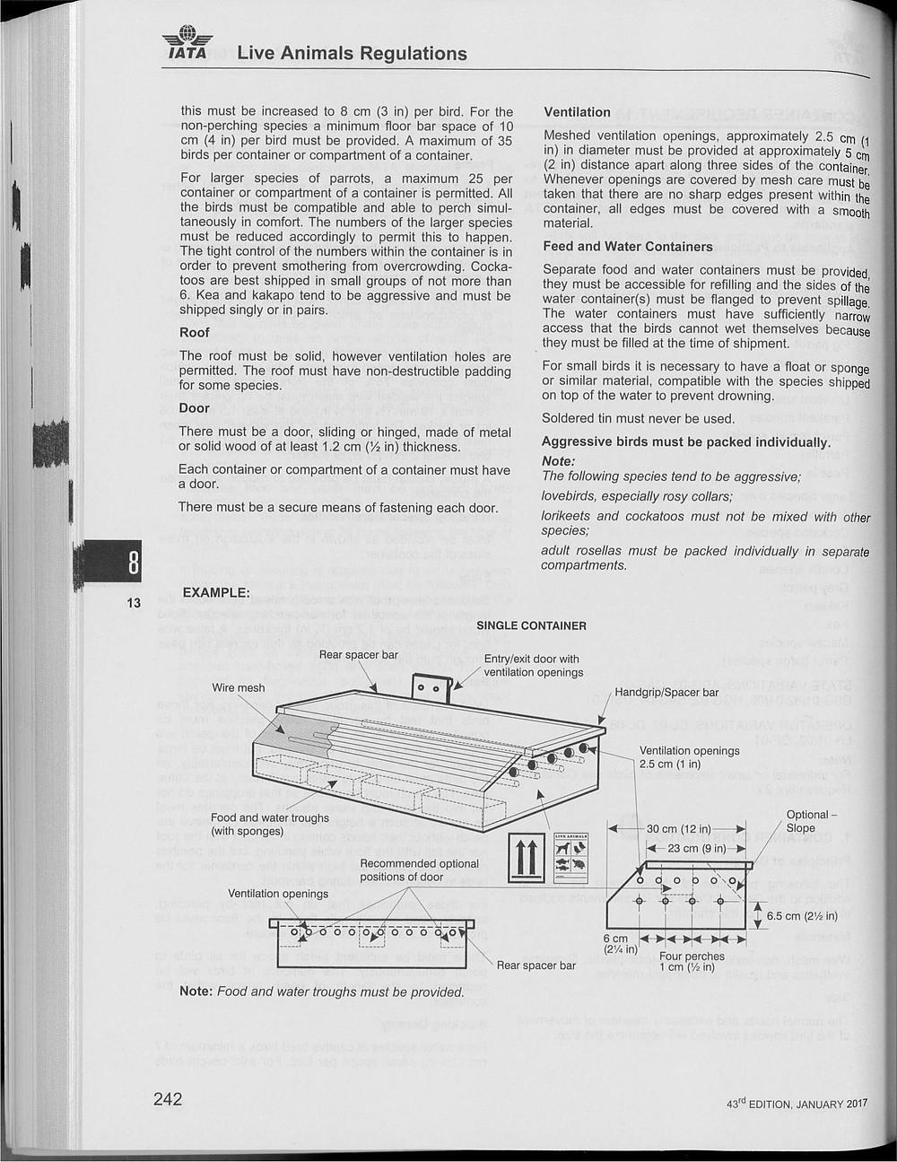 IATA container info pg 2