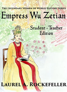 Empress Wu Zetian student - teacher edit