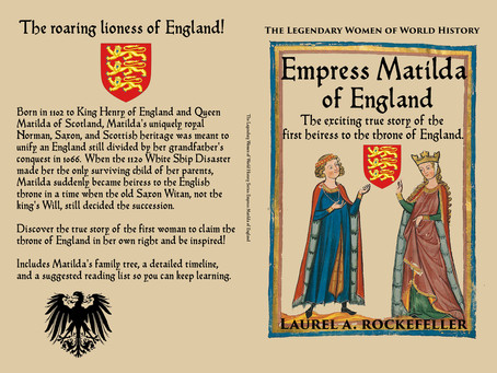 "Language switching and ""Empress Matilda of England"""