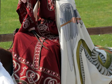 """Twelfth Century Costuming: General Guidelines for """"Gwenllian ferch Gruffydd: A Play in Three A"""