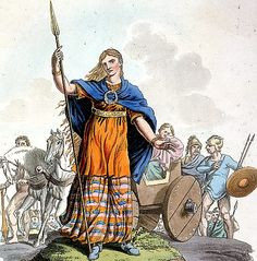 History Profile: Queen Boudicca