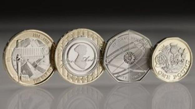 2017 British coins