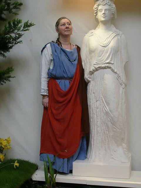 roman-woman