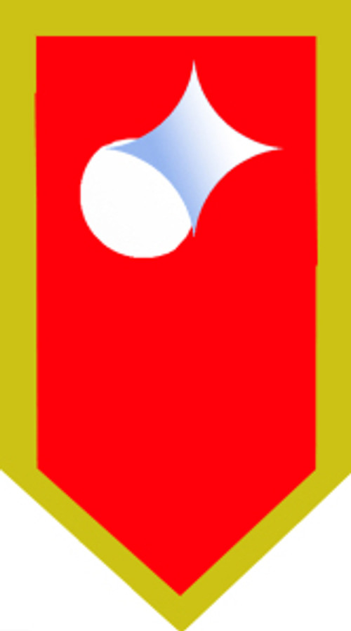 The original heraldry for house Miyoo from the beginnings of Beinarian evolution on A672E92 Quintus