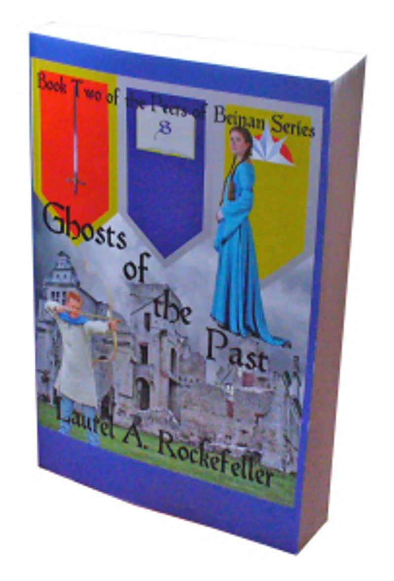 Ghosts of the Past paperback photo
