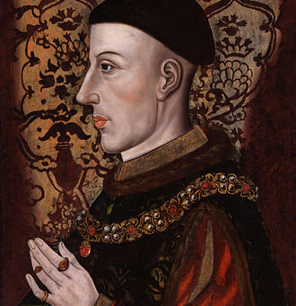 History Profile:  King Henry V of England