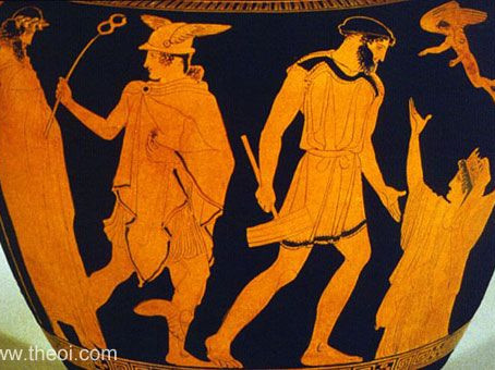 """The creation of women as Zeus' revenge: an excerpt from Hesiod's """"Theogony."""""""