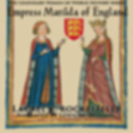 Empress Matilda of England audio cover.j