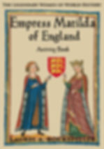 Empress Matilda of England activity book