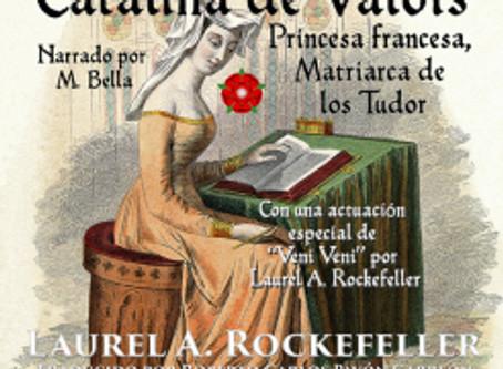 El español llega a las mujeres legendarias de la historia mundial en Audible