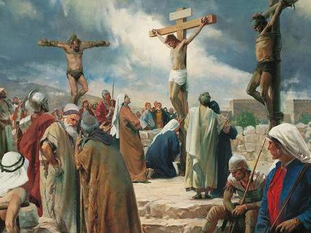 Happy Easter/Resurrection Sunday. My alternate hypothesis.