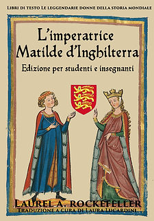 Matilde d'Inghilterra student-teacher It