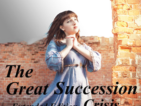 Throwback Thursday:  Evolution of Great Succession Crisis cover art