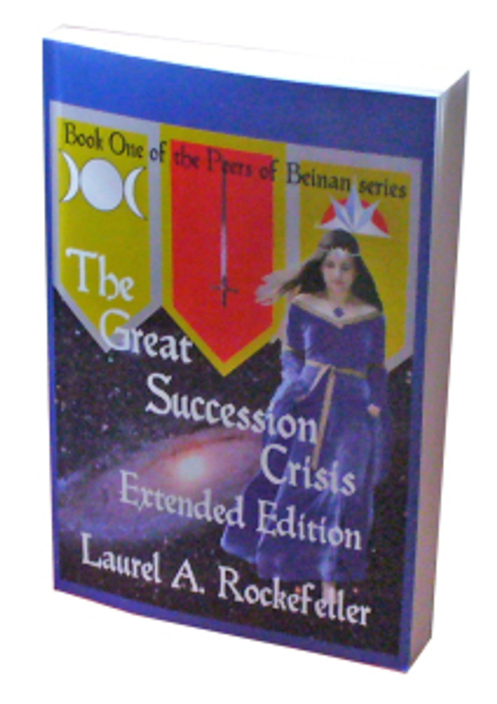 Great Succession Crisis Extended paperback