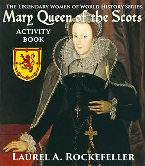 Mary Queen of the Scots Activity Book.jp
