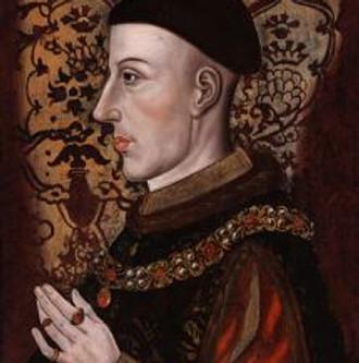 Character Profile:  King Henry V of England
