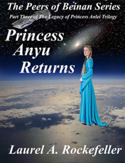 Princess Anyu Returns digital cover web