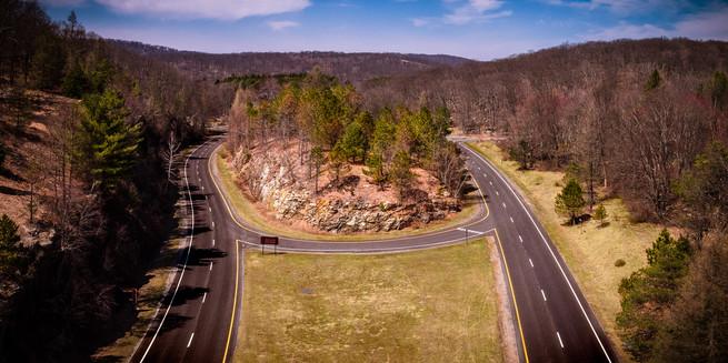 Bear Mountain Roads