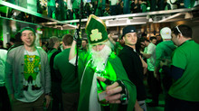 Pictures from St. Patrick's Day - Hoboken, NJ