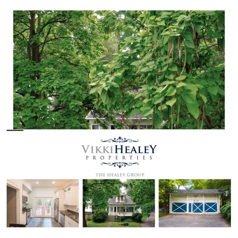Real Estate Teaser Video: Vikki Healey