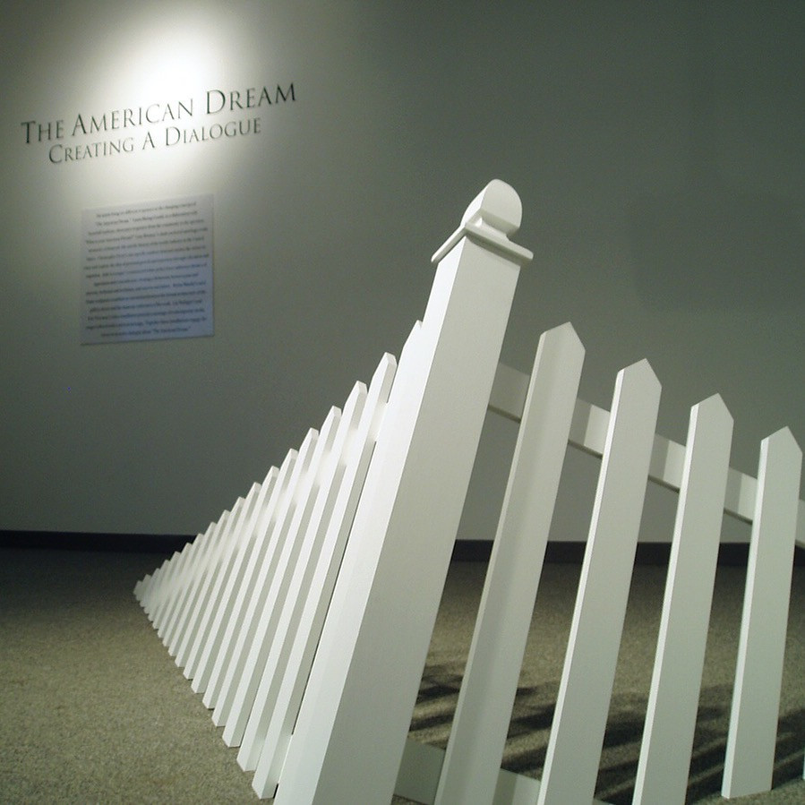 Bisecting the American Dream