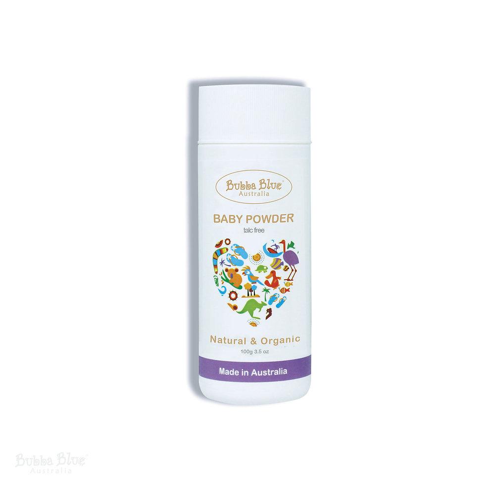 3401771fd9d82 Organic Baby Powder Talc Free 100g